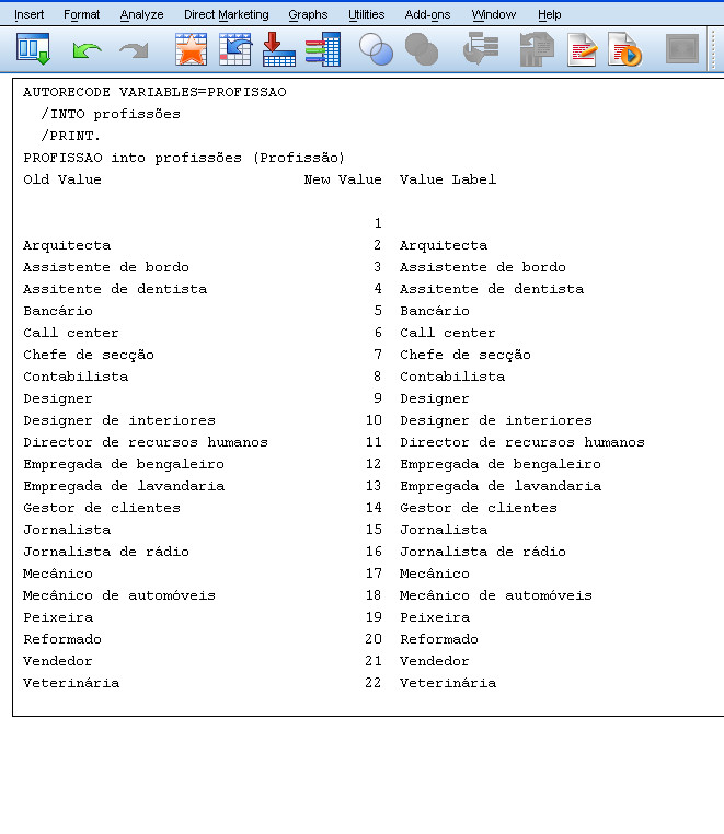 categorias-resposta aberta